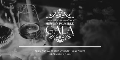 11th Annual Mission Possible Gala