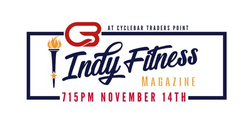 Indy Fitness Mag Party with CycleBar