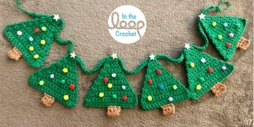 Learn To Crochet - Christmas Bunting For Beginners - Nest