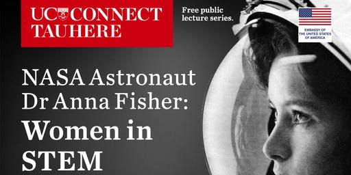 UC Connect: NASA Astronaut Dr Anna Fisher – Women in STEM