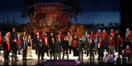 Christmas Chorus with the Thoroughbreds tickets