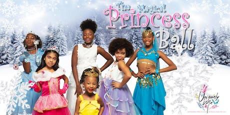 The Magical Princess Ball tickets