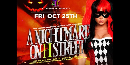 Nightmare on H Street