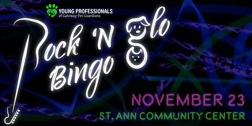 GPG Young Professionals Rock N Glo Bingo Night