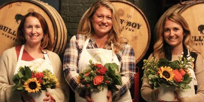 Get into the Thanksgiving Spirit with Flowers at The Tipsy Toboggan