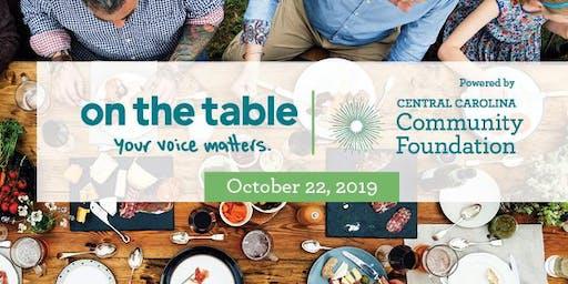 On the Table Cola: Fairfield County
