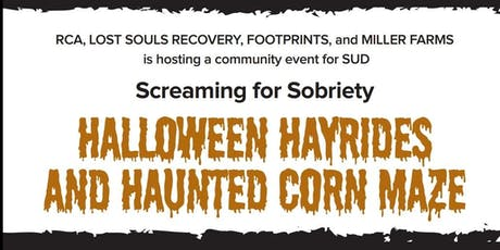 Screaming For Sobriety tickets