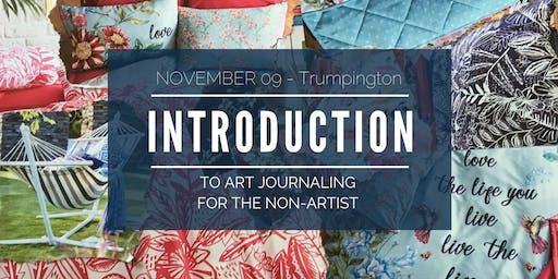 Art Journaling for the Non-Artist   (Cambridge)