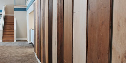 "Hourigan's Flooring presents ""The Wood Room"""