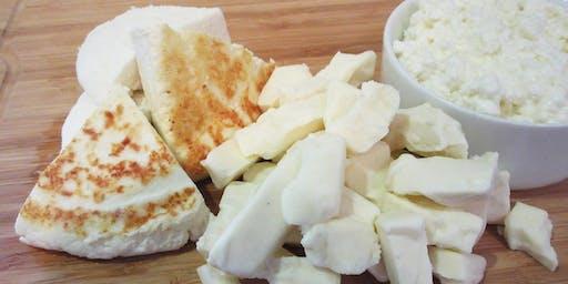THREE CHEESE NIGHT - Yogurt, Cottage Cheese & Halloumi