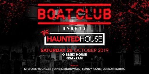Boat Club Halloween @ Essex House