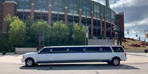 Packer Game Day Limousine Shuttle & Tailgate