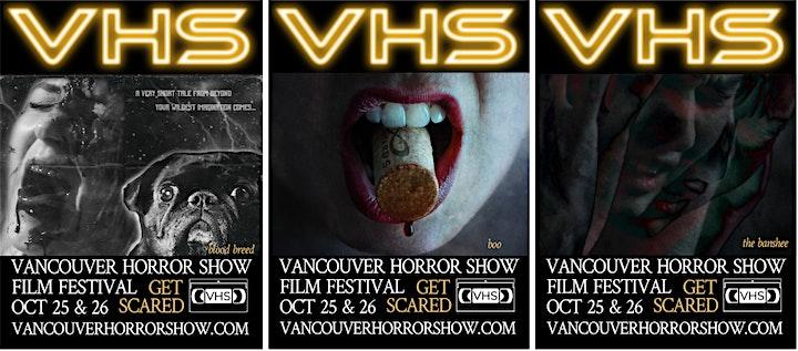 VHS 2 - Vancouver Horror Show Film Festival 2019 image