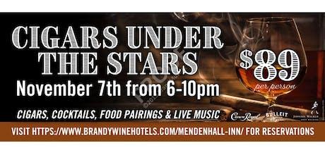 Cigars Under the Stars tickets