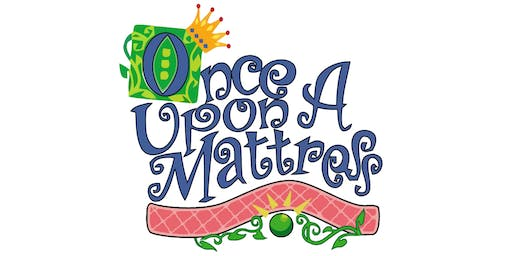 Servant Stage Musical Theatre Camp Registration (Once Upon A Mattress)