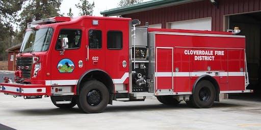 Cloverdale Rural Fire TIM Training