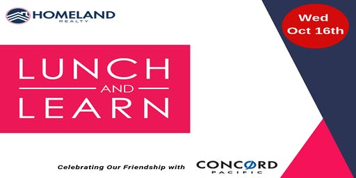 HomeLand Realty Lunch N' Learn Event 2019