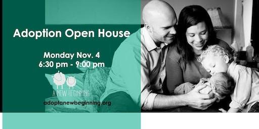 Adoption Open House