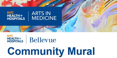 NYC Health + Hospitals/Bellevue Community Mural Paint Party tickets
