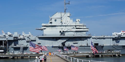 USS Yorktown / Patriots Point Outing