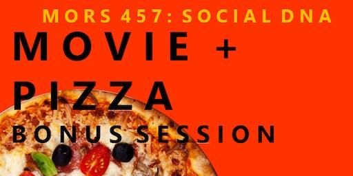 SocialDNA Movie Session (MORS 457)