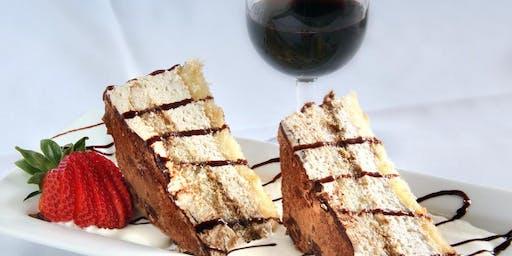 Adult Baking Class - How to: Tiramisu & Wine Tasting