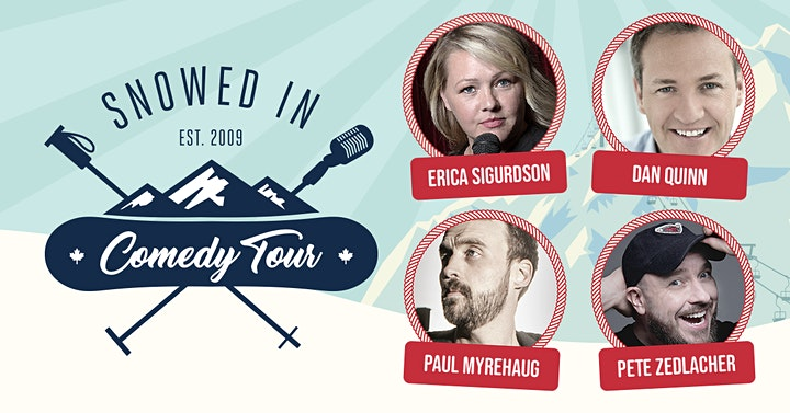 Snowed In Comedy Tour image