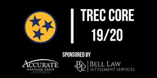 Trec Core 19/20 Course - 6 Hour CE Class