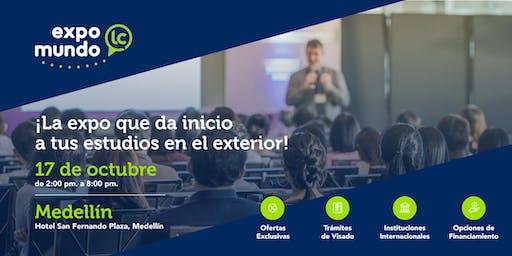 Estudia en el exterior  EXPO MUNDO LC