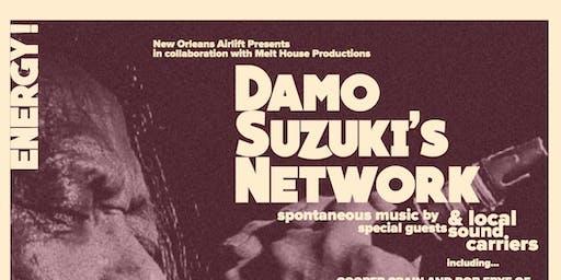 Damo Suzuki's Network with members of Bitchin' Bajas!