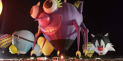 Naples Balloon Glow