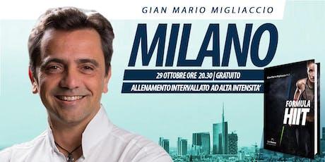 MILANO | Presentazione libro Formula HIIT  biglietti
