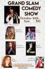 Grand Slam Comedy Show tickets