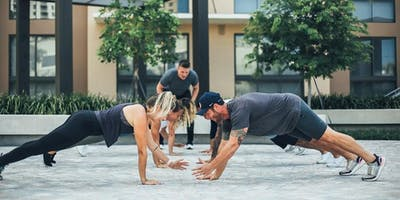 DowntownWPB Wellness Hour - Motivational Mondays