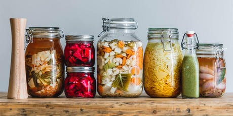 Veggie Fermentation Workshop tickets