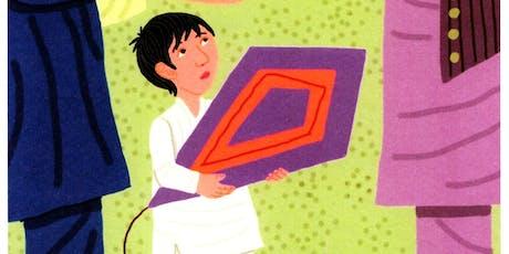 """""""Iqbal e Malala, bambini coraggiosi"""" Lettura Animata con Laboratorio biglietti"""