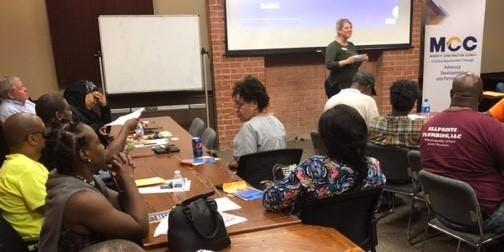 MCC Membership Meeting - October 15, 2019