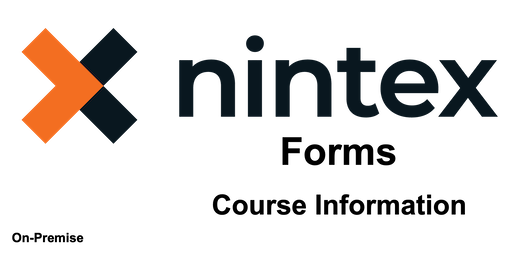 Introduction to Nintex Forms (On-Premise) - 2 Day Course  - Springfield, IL
