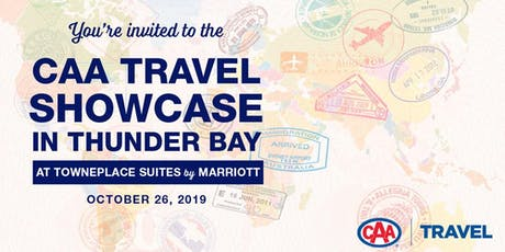 CAA Travel Showcase  tickets