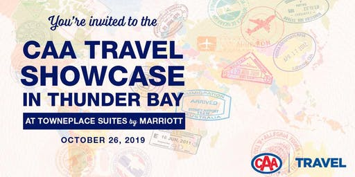 CAA Travel Showcase