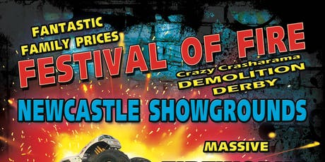 Festival of Fire Newcastle tickets