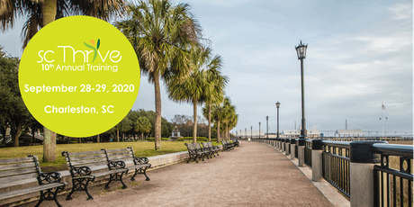 SC Thrive's 10th Annual Training tickets