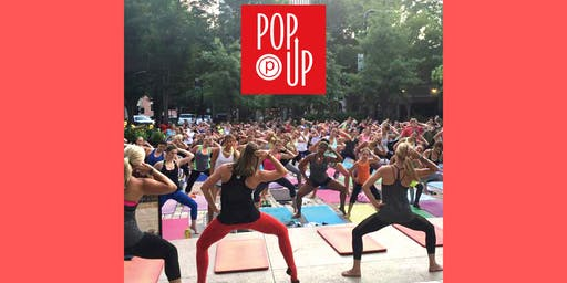 Pure Barre Pop Up at RASA