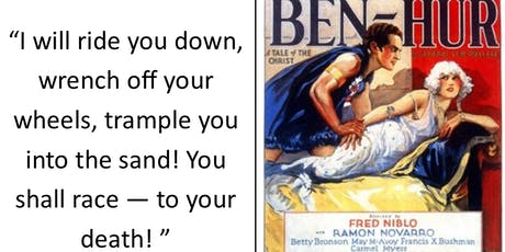 Ben Hur: A Tale of the Christ tickets