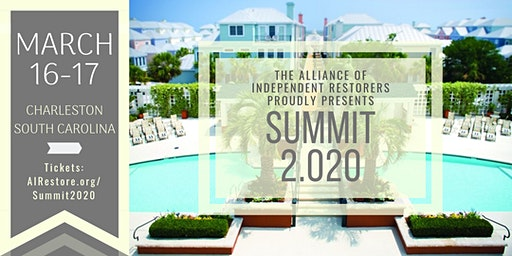 Alliance of Independent Restorers Summit 2.020