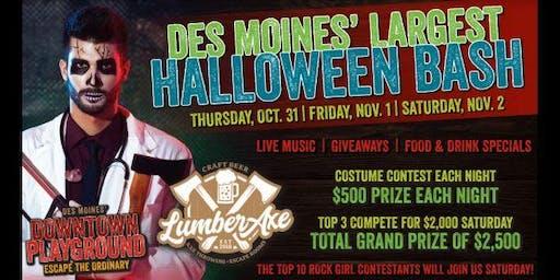 Des Moines Largest Halloween Bash