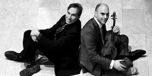 Ascension Concerts: Christian Vachon / Fred Lacroix