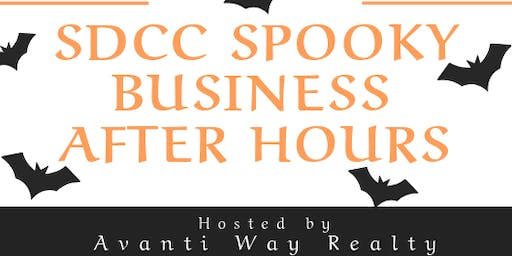 SDCC Spooky After Hours hosted by Avanti Way Realty of Homestead