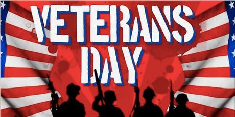 Veterans Day Lunch & Program tickets