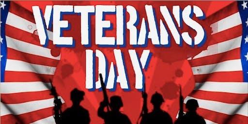 Veterans Day Lunch & Program
